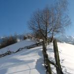 In varf de munte,pensiunea La Craita, Bran