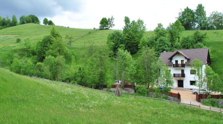 Pensiunea La Craita, Bran, Romania
