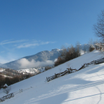 Plai de munte,pensiunea La Craita, Bran